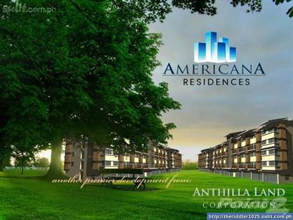 Residential Property for sale in Americana Residences, Meycauayan, Bulacan, Philippines, Meycauayan, Bulacan