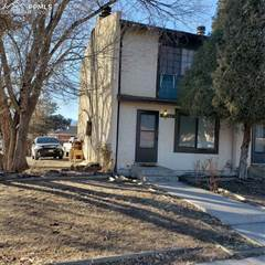 Townhouse for sale in 1102 Delaware Drive, Colorado Springs, CO, 80909
