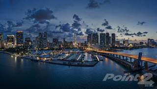 Residential Property for sale in Luxury Penthouse Natiivo, 601 NE 1st Ave, Miami, FL, 33132
