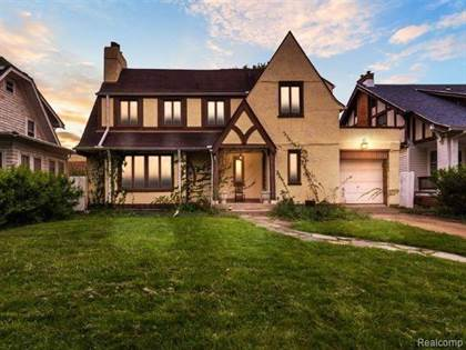 Residential Property for sale in 65 MOSS Street, Highland Park, MI, 48203