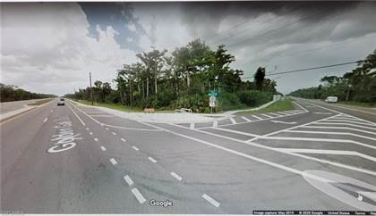 Lots And Land for sale in GOLDEN GATE BLVD. E, Naples, FL, 34120