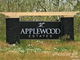 Land for sale in 46 Applewood DRIVE, RM of Corman Park No 344, Saskatchewan