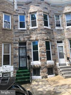 Single Family for sale in 2832 WOODBROOK AVENUE, Baltimore City, MD, 21217