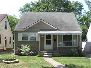 Single Family for rent in 18639 Delaware Avenue, Redford, MI, 48240