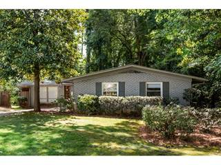 Single Family for sale in 3677 Shadow Lane NE, Brookhaven, GA, 30319