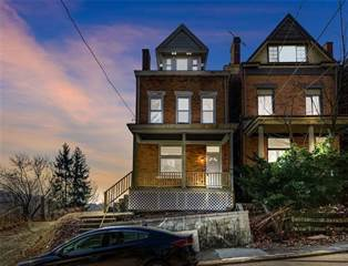 Single Family for sale in 133 Hawkins Street, Pittsburgh, PA, 15214