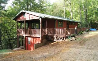 Single Family for sale in 176 HOLLY BUSH LANE, Murphy, NC, 28906