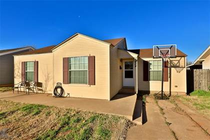 Residential Property for sale in 1634 Burger Street, Abilene, TX, 79603