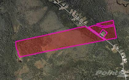 Lots And Land for sale in Basswood Ridge Road, St. Stephen, New Brunswick, E3L 5B2