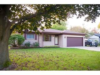 Single Family for sale in 18347 MYRON Street, Livonia, MI, 48152