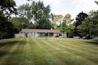 Single Family for sale in 1005 N Riverside, St. Clair, MI, 48079