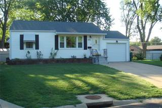 Single Family for sale in 1030 Loekes Drive, Florissant, MO, 63031