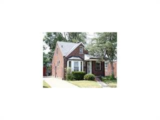 Single Family for sale in 16517 N Rutherford Street, Detroit, MI, 48235