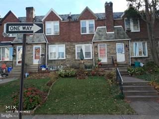 Townhouse for sale in 7321 CRISPIN STREET, Philadelphia, PA, 19136