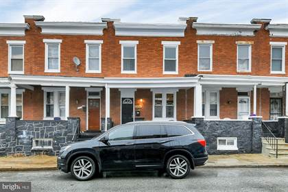 Residential Property for rent in 1231 N DECKER AVENUE, Baltimore City, MD, 21213