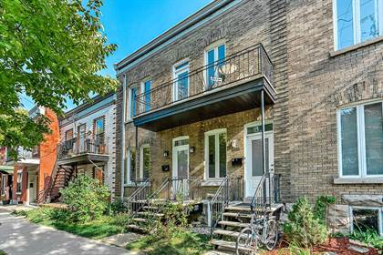 Multifamily for sale in 6679-6681 Rue De St-Vallier, Montreal, Quebec