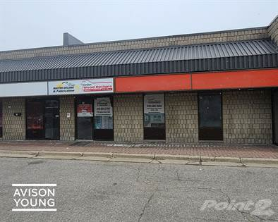 Industrial for rent in 125 Bessemer Road, London, Ontario, N6E 1