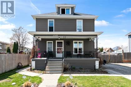 Single Family for sale in 1143 HICKORY, Windsor, Ontario, N8Y3S3