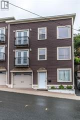 Condo for rent in 72 LIVINGSTONE Street Unit#UNIT, St. John's, Newfoundland and Labrador, A1C3V6