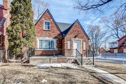 Residential Property for sale in 14100 Mansfield Street, Detroit, MI, 48227