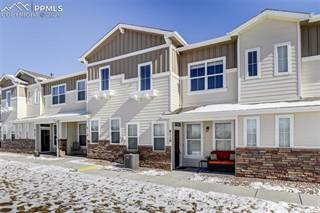 Townhouse for sale in 8110 Confluence Point, Colorado Springs, CO, 80951