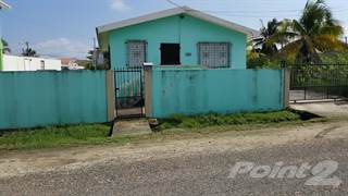 Residential Property for sale in Cozy 2 bedroom home in very spacious fenced yard near University of Belize, Belize City, Belize City, Belize