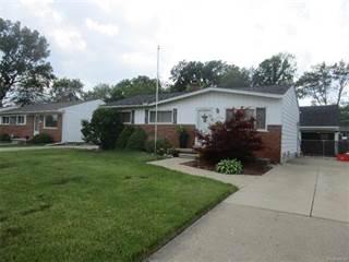 Single Family for sale in 15455 Green Lane Avenue, Livonia, MI, 48154