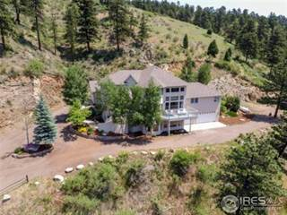 Single Family for sale in 4756 Crawford Gulch Rd, Golden, CO, 80403
