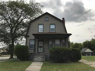 Single Family for sale in 256 RHODE ISLAND Street, Highland Park, MI, 48203