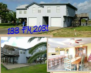 Residential Property for sale in 133 FM 2031, Matagorda, TX, 77457