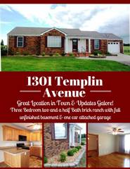 Single Family for sale in 1301 Templin, Bardstown, KY, 40004