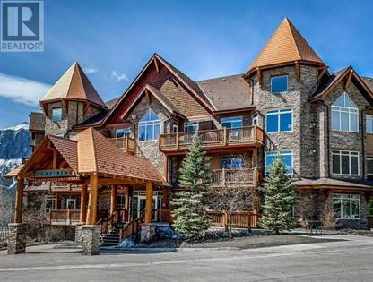 Single Family for sale in 231, 30 Lincoln Park 231, Canmore, Alberta, T1W3E9