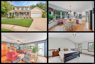 Single Family for sale in 609 Audubon Place Court, Manchester, MO, 63021