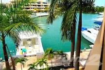 Residential Property for rent in FOR RENT VERY NICE CONDO ON THE MARINA, PUERTO AVENTURAS, Puerto Aventuras, Quintana Roo