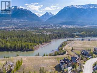 Land for sale in 13 VAN HORNE, Canmore, Alberta