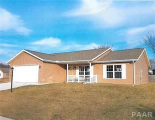Single Family for sale in 4833 W PENDLETON Place, Peoria, IL, 61615