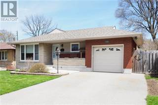 Single Family for sale in 356 Vanier Drive, Kitchener, Ontario, N2C1J9