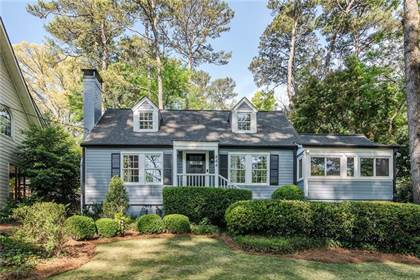 Residential for sale in 444 Overbrook Drive NW, Atlanta, GA, 30318