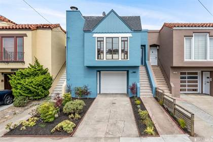 Residential Property for sale in 1382 44th Avenue, San Francisco, CA, 94122