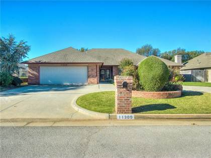 Residential Property for sale in 11309 Country Drive, Oklahoma City, OK, 73170