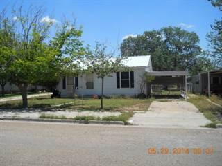 Single Family for sale in 606 Elizabeth Street, Rankin, TX, 79778