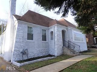 Single Family for rent in 1624 Beecher St, Atlanta, GA, 30310