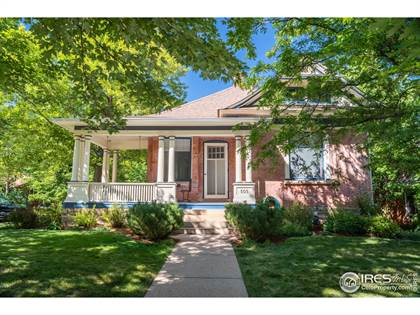 Residential Property for sale in 505 Maxwell Ave, Boulder, CO, 80304