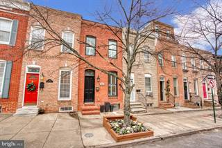 Townhouse for sale in 518 S CLINTON STREET, Baltimore City, MD, 21224