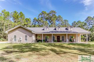 Single Family for sale in 1529 Midland Road, Guyton, GA, 31312