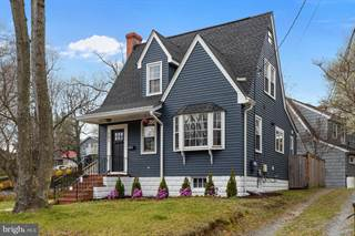 Single Family for sale in 101 WOODLAWN AVENUE, Annapolis, MD, 21401
