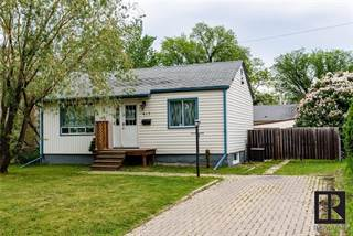 Single Family for sale in 417 SACKVILLE ST, Winnipeg, Manitoba, R3J1Z9