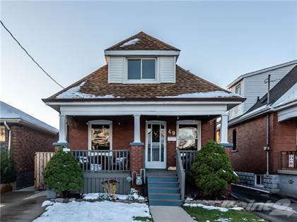 Residential Property for sale in 49 WEXFORD Avenue N, Hamilton, Ontario, L8H 4M2