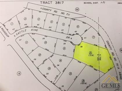 Lots And Land for sale in 0 Cattle King, Bakersfield, CA, 93306