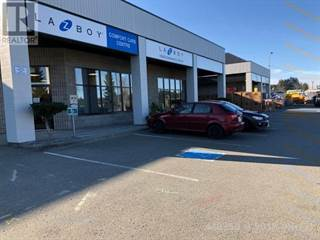 Industrial for rent in 2575 MCCULLOUGH ROAD, Nanaimo, British Columbia